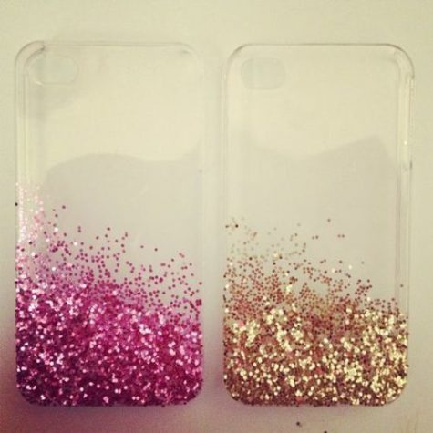 Phones with Sparkles