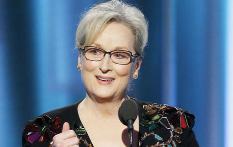 Meryl Streep's Golden Globes Speech