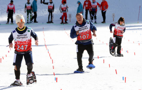 The Special Olympics 2017 World Winter Games
