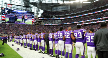 NFL wants all players to stand for anthem, won't make them