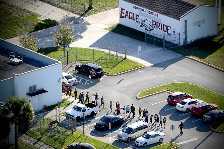 Florida Shooting: What happened? Why Kids Go To Governor!