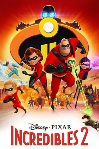 The Incredible New Movie, Incredibles 2