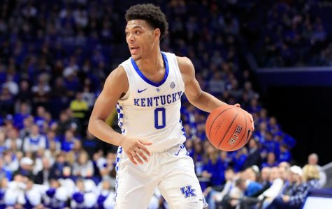 Quade Green Transfers From Kentucky