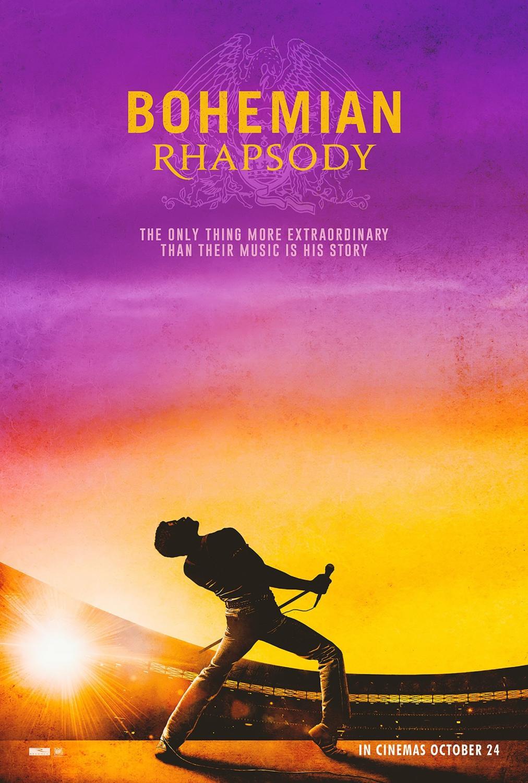 Bohemian Rhapsody main poster.
