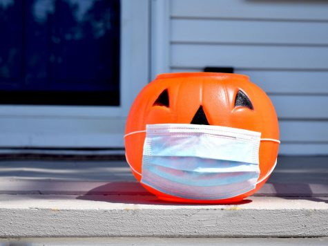 Masked Trick or Treating